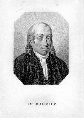 Bahrdt, Karl Friedrich
