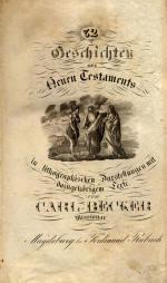 Bibelarchiv Bibeln In Deutscher Sprache Von Barbor Butzen