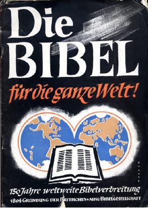 Britische und Ausländische Bibelgesellschaft