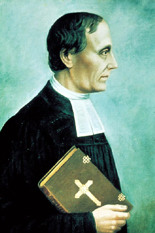 Harms, Ludwig Detler Theodor