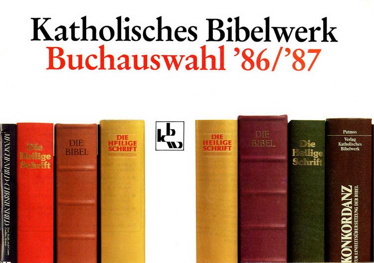 Katholisches Bibelwerk Sonntagslesungen