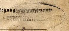 Weimarer Bibelgesellschaft